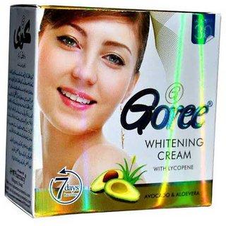 GOREE WHITENING BEAUTY CREAM (PACK OF 3).