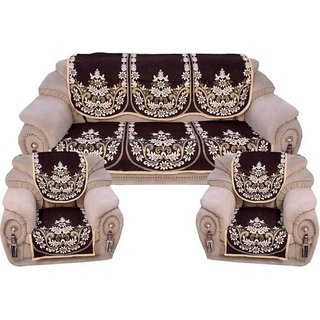 Shiv kirpa Best Quality  5 Seater Sofa Cover