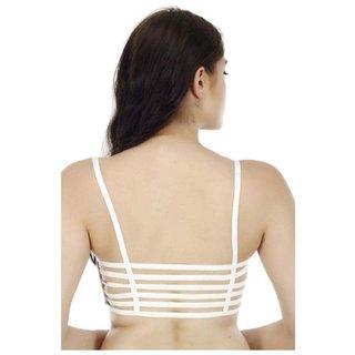 IndiRocks Women Bralette 6 Strap Beautiful Padded Bra