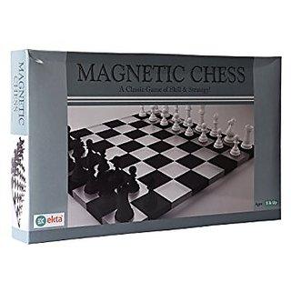 Ekta Magnetic Chess Board Game