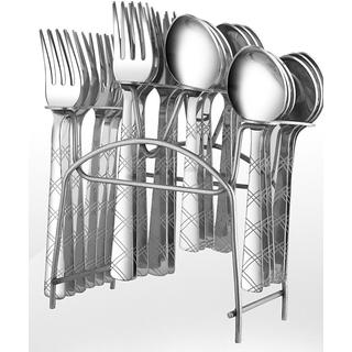 Cielo Karizma Stainless Steel Cutlery set of 24 Pc