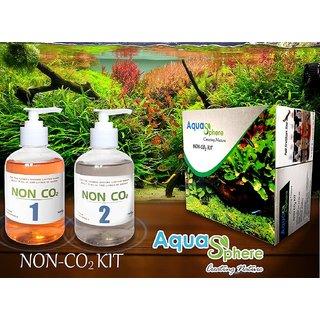 AquaSphere Non - CO2 Kit - Best Planted Aquarium Fertilizer