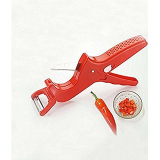 Smart Vegetable and Fruit Knife Chopper 2 in 1