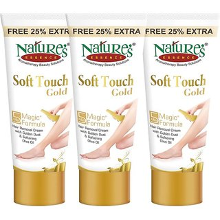 Hair Removal Cream 3pc Natures