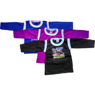 CH Fashion Full sleeve t shirt for kids Pack of 3