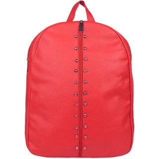 Tarshi Pu Red Shoulder  Bag For Women