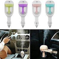 Rooq Car Air Humidifier Diffuser Essential Oil Ultrason