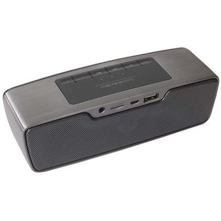 Callmate S205Mini Bluetooth Speaker - Grey