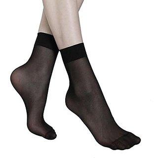 7562f8291 Women s Ultra-Thin Transparent Ankle Socks Women Velvet Socks Female Socks  Summer Sock Thin - Black