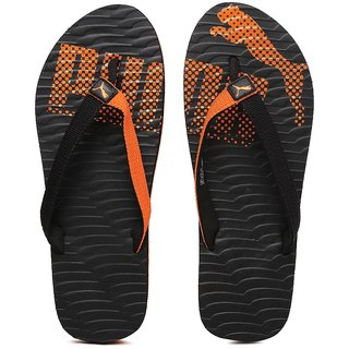 Buy PUMA Unisex Black Orange Miami 6 DP Flip-Flops Online   ₹599 ... d27e6e69a