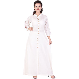 Desier White Kurta