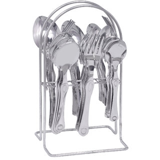 Cielo Opel Stainless Steel Cutlery set of 24 Pc