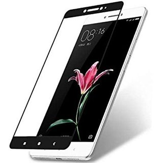 Hathot Oppo A57 0.3 Mm Color Flexible Tempered Glass(Black)