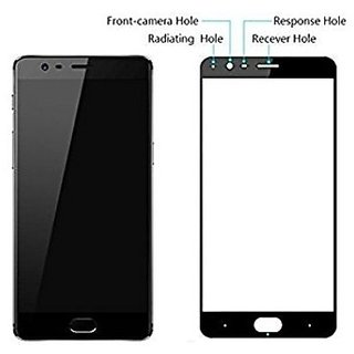 Buy Hathot Oppo F1 Plus 0.3 Mm Flexible Tempered Glass( Black) Online - Get 60% Off
