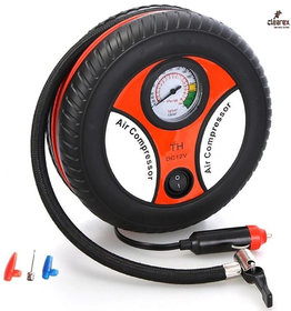 Clearex 260PSI Tyres Air Compressor For Cars  Bikes