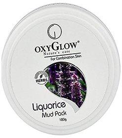 Oxygjlow Liquorice Mud pack 100g