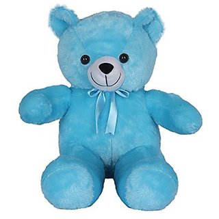 Ultra Baby Teddy Soft Toy 15 Inches- Blue