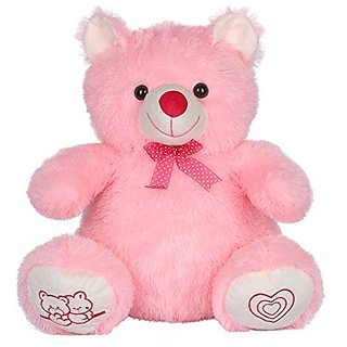 Ultra Baby Bear Teddy 18 Inches - Pink
