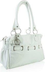 Clementine White Handbag sskclem76