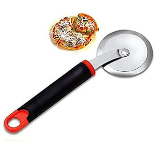 Stainless Steel Good Quality Pizza Cutter for Cut Pizza and Sandwiches cutter Set of one for your Kitchen