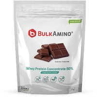Bulkamino Whey Protein Concentrate 80  Raw Protein 500g