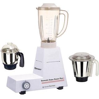 Sunmeet 750 Watts Mixer Juicer Grinder with 3 Jar (1 Juicer Jar without filter 1 Large Jar and 1 Chuntey Jar) Direct Factory Outlet Save On Retailer margin.