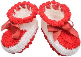 ChoosePick Crochet Baby Shoes Multicolor 147