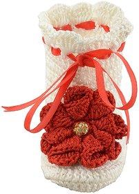 ChoosePick Crochet Baby Shoes Multicolor 178