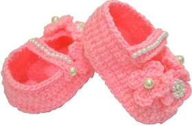 ChoosePick Crochet Baby Shoes Multicolor 150