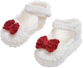 ChoosePick Crochet Baby Shoes Multicolor 152