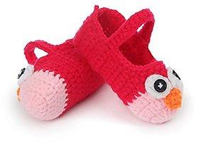 ChoosePick Crochet Baby Shoes Multicolor 181