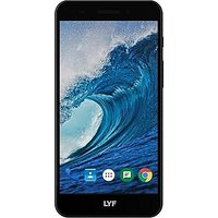 Lyf Water F1 (3 GB, 32 GB, Black)
