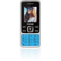 Forme N9+(Blue) (Selfie Camera,Wireless FM,1.8 Inch Dis
