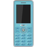 Winstar L6 Designer Feature Mobile Phone(Blue)(2.4 Inch