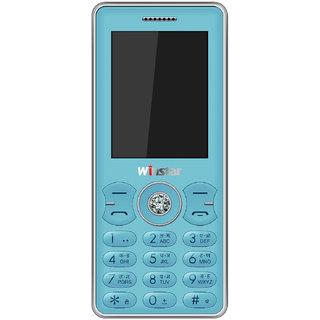 Winstar L6 Designer Feature Mobile Phone(Blue)(2.4 Inch