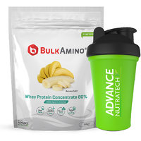 Advance Nutratech Bulkamino Whey Protein Concentrate 80 - 130339296
