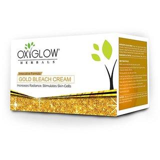Oxyglow Gold Bleach Cream 50g