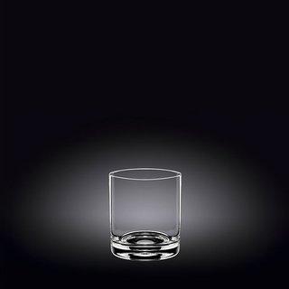 WHISKY GLASS 10 OZ  300 ML SET OF 6 IN PLAIN BOX