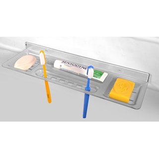 SSS - Deluxe Shelf 13 Inches (Material - Acrylic Unbreakable)