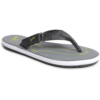 7b103196f6d3 Buy Puma Breeze Black Thong Flip Flop And Slippers Online   ₹1399 from  ShopClues