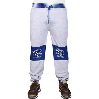 Finger'sMen's Cotton Printed Track Pant