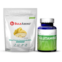 Advance Nutratech Bulkamino Whey Protein Concentrate 80