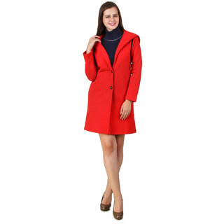 Texco Red Solid Over coat