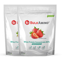 Advance Nutratech Bulkamino Whey Protein Concentrate 80 - 130342869