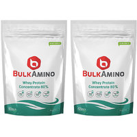 Advance Nutratech Bulkamino Whey Protein Concentrate 80 - 130343035