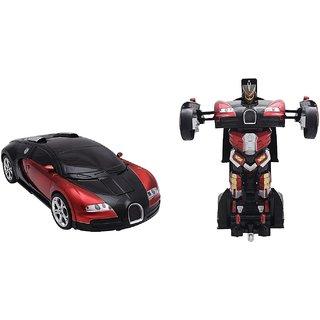Radio Control Autobots Robot Cum Car