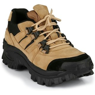 Afrojack Men's Powerhouse Synthetic Leather Outdoor Shoes