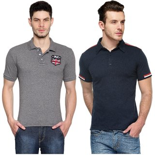 TSX Men's Casual T-shirt Combo