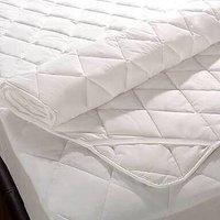 Dhawariya Fashions 100 Waterproof Double Bed Mattress Protector