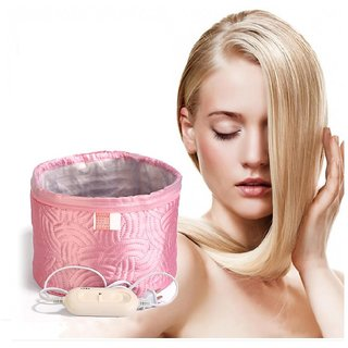 Kumaka Hair Beauty Nourishing Steamer Thermal Treatment Cap